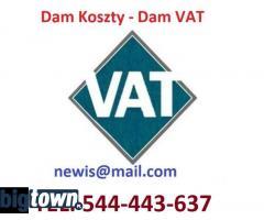 Dam Koszty /Odstąpię Koszty VAT – Odstąpię/Dam faktury VAT - Koszty VAT
